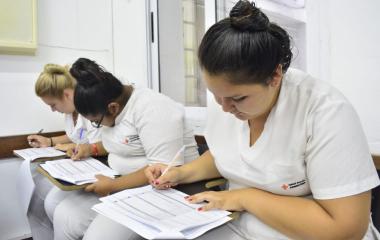 Últimos días de inscripciones en el Instituto Cruz Roja