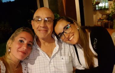 Guillermo Lombardero, un padre y abuelo que será ordenado sacerdote