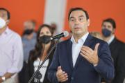 Gustavo Valdés, segundo en el ranking de mejores gobernadores del país