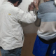 """Dos detenidos por cobrar """"peaje"""" en una calle del barrio San Roque Oeste"""