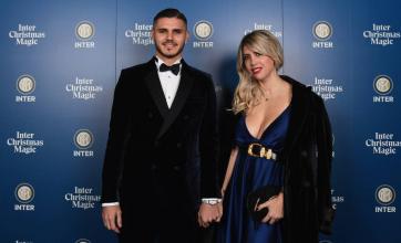 Revelan que le tiró Wanda Nara a Mauro Icardi después de ver los chats con la China Suárez