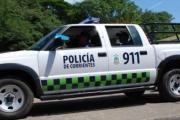 Se le cruzó en el camino para robarle la moto en el acceso al barrio Río Paraná