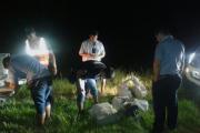 Ituzaingó: Secuestran 81 kilos de droga donde hace poco incautaron carga récord