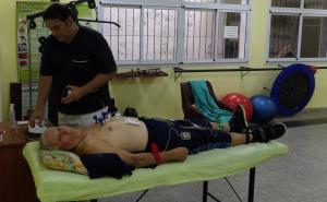 Más de 500 deportistas mayores se realizaron controles médicos