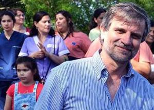 """Julio Veglia: """"El comedor del Barrio Patono seguirá funcionando en el SUM"""""""