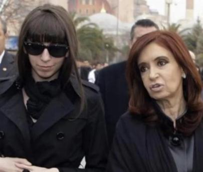 Cristina Kirchner viajó a Cuba para acompañar a su hija
