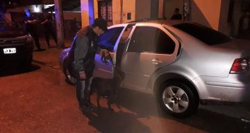 """Droga en Corrientes: En el Villa Raquel, caen tres narcos tras una """"entrega frustrada"""""""