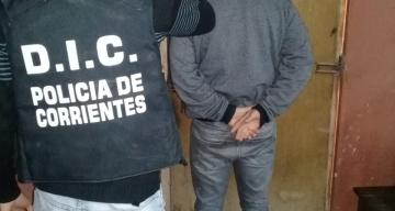 En el 17 de Agosto, detuvieron a un sujeto imputado por el doble crimen de Quitilipi