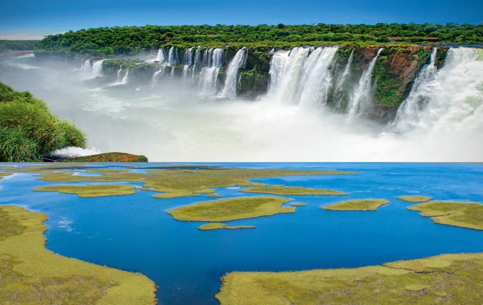 Conexión Corrientes - Misiones: La Ruta turística Esteros del Iberá - Cataratas del Iguazú