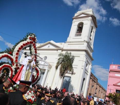 Corrientes: San Luis del Palmar celebra sus fiestas patronales