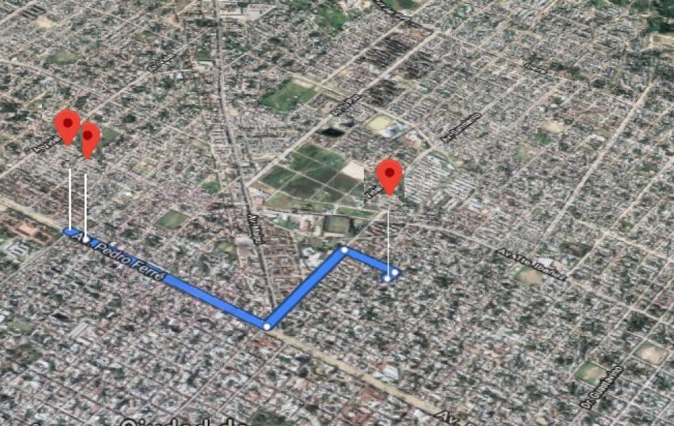 Corrientes: Tres violentos asaltos de motochorros en menos de 20 cuadras