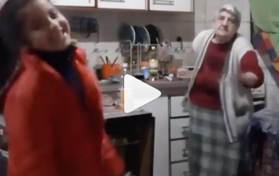 """Video viral: Furor por bisabuela que """"perrea"""" al ritmo de Daddy Yankee"""