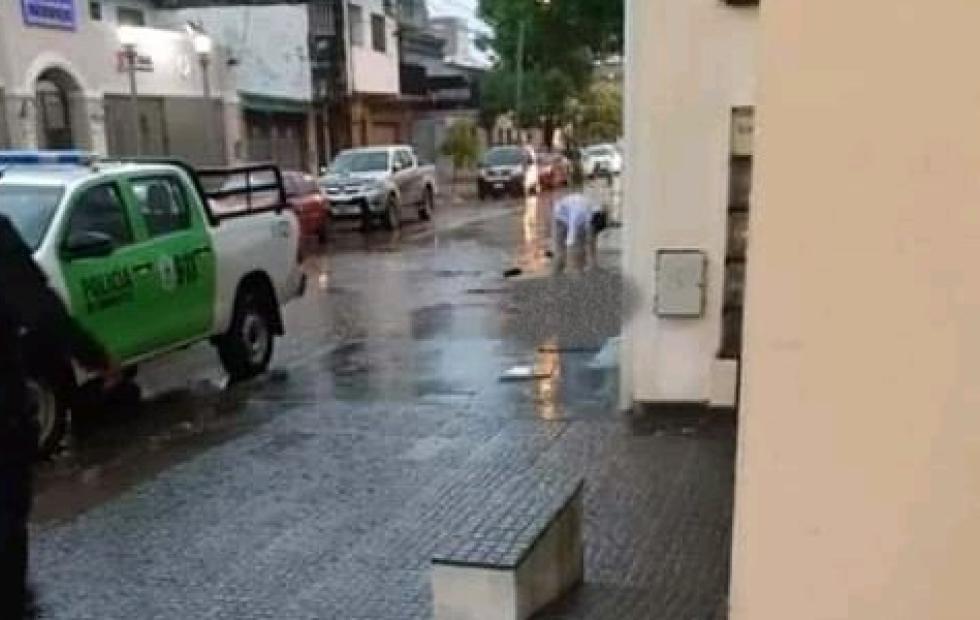 Video: Cómo habría sido la caída de Octavio Ortmann en Corrientes según la Justicia