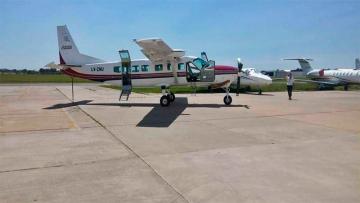 Avión Corrientes