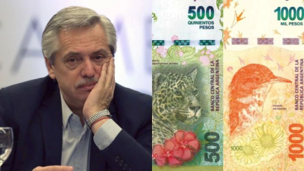 ¿Otro cambio en los billetes?: Fernández quiere que vuelvan los próceres