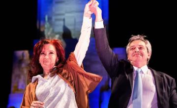 """Alberto Fernández: """"El Gabinete básicamente está definido"""""""