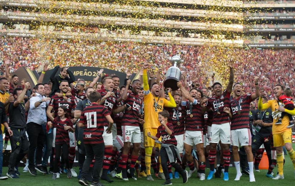 ¡Que viva el fútbol!: Flamengo agradeció el saludo de River tras ganar la Copa Libertadores
