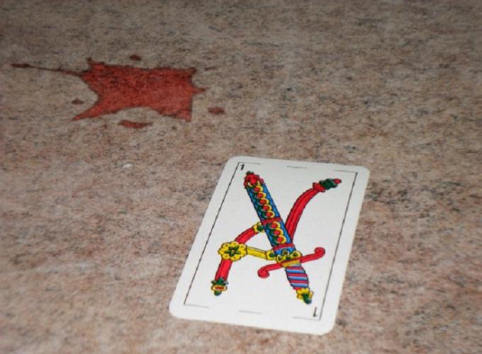 Corrientes: Partida de truco entre amigos finalizó con un hombre baleado