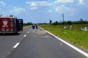 Paró a ayudar a conductor y murió arrollado por camión en Ruta 11