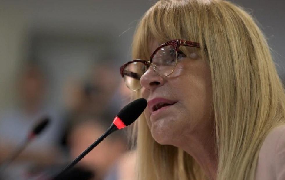 Vuelven a procesar a Aída Ayala, esta vez por defraudación al Estado