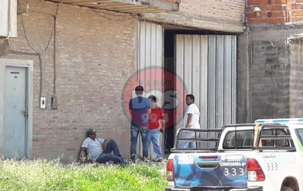 Corrientes: Ladrones armados redujeron a los empleados y asaltaron un corralón