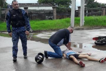 Corrientes Un periodista de La Dos salvó una vida tras maniobras de RCP.png