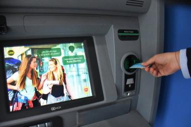 Los cajeros del Banco de Corrientes cuenta con tecnología multiventor.