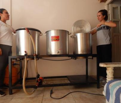 "La primera cerveza feminista chaqueña se llama ""Lupina"""