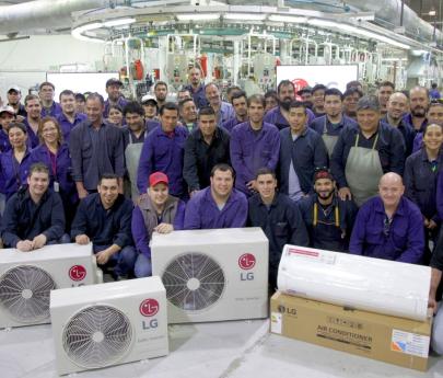 Vuelven a fabricar en el País aires acondicionados: 250 nuevos puestos de trabajo