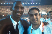 Paolo Quinteros recordó anécdotas y enfrentamientos con Kobe Bryant