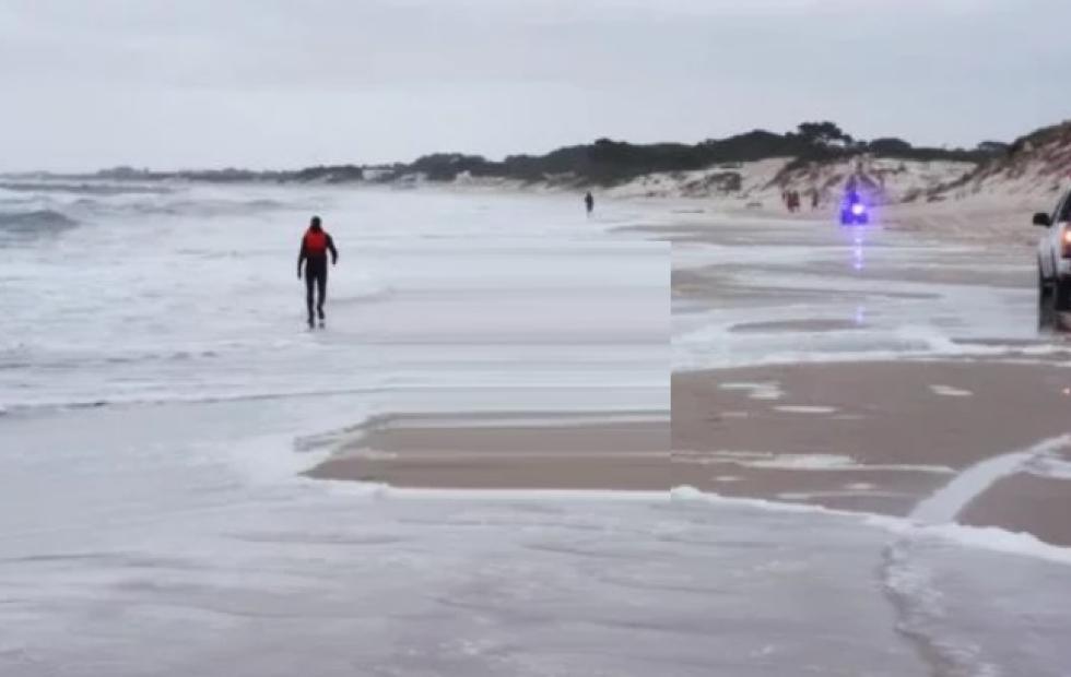Encontraron muerta a una joven que había desaparecido en el río Uruguay