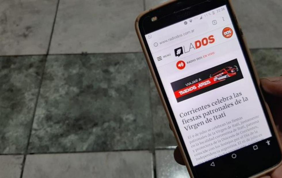 La Dos se consolida como el medio digital más leído de Corrientes en 2020