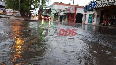 Lluvia en Corrientes
