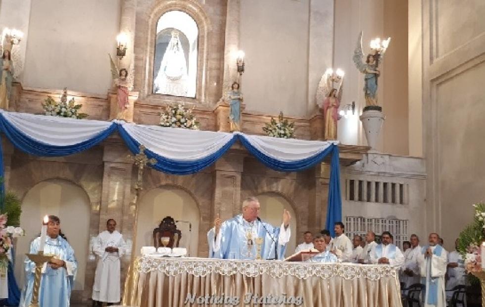 Corrientes inaugura su Año Pastoral a los pies de la Madre de Itatí