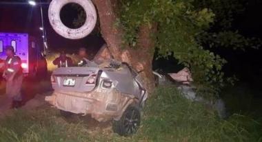Un gendarme correntino murió en un siniestro vial en Formosa