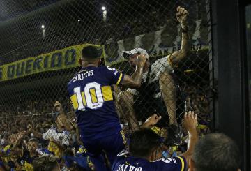 Superliga: River empató con Atlético y Boca se coronó campeón Boca tras ganarle a Gimnasia