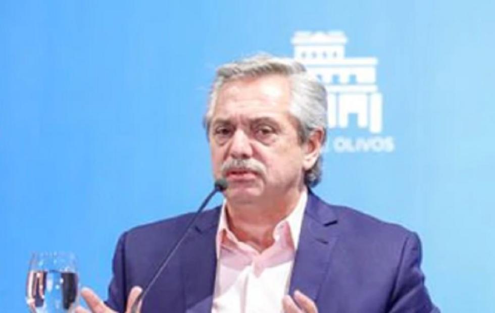 """Alberto Fernández: """"Una economía que se cae se levanta, pero una vida que se pierde no se recupera más"""""""