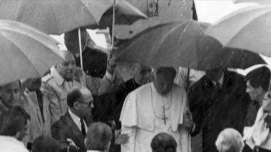 Se cumplen 33 años de la visita de Juan Pablo II, el santo que pisó Corrientes