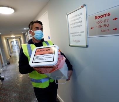 Coronavirus en Europa: los cinco países más afectados sumaron esta jornada más de 2.800 nuevas muertes