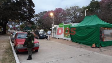 Controles coronavirus en Corrientes