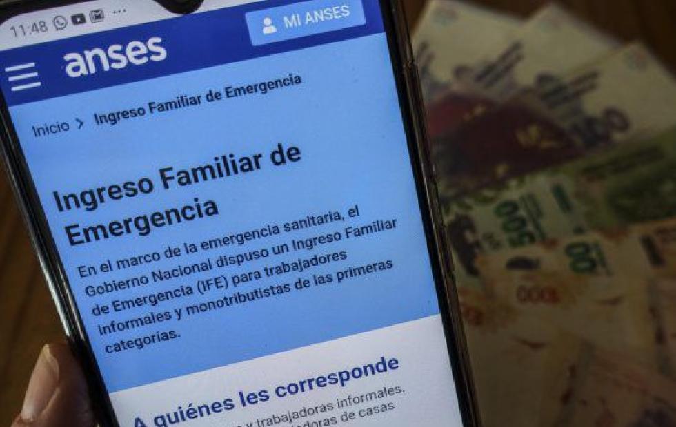 """Anses: en qué consiste el IFE """"focalizado"""" que analiza el Gobierno y quiénes cobrarían"""