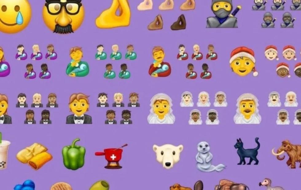 Cuáles son los 115 nuevos emojis que podés usar en WhatsApp si tenés Android
