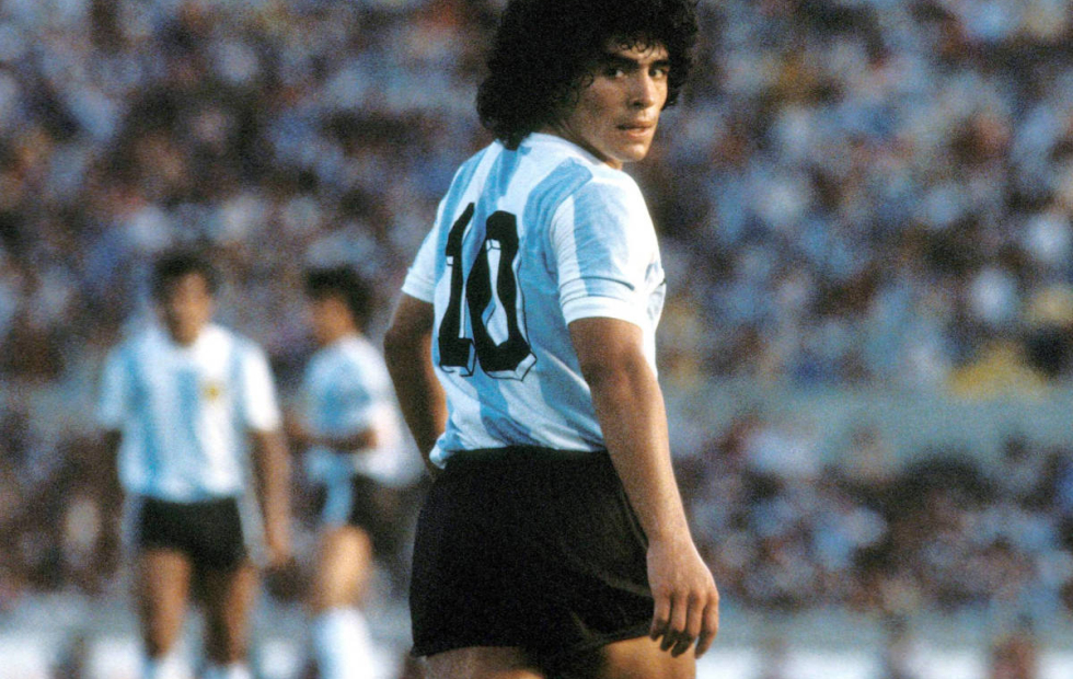 Presentan proyecto para instituir la fecha de nacimiento de Maradona como Día Nacional del Fútbol