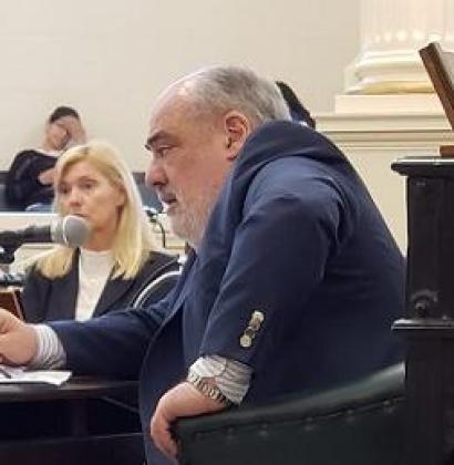 """""""El presupuesto va a salir, va a ser aprobado"""" (senador provincial Ricardo Colombi)"""