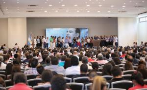 En la asunción de autoridades del radicalismo correntino, duras críticas a la oposición