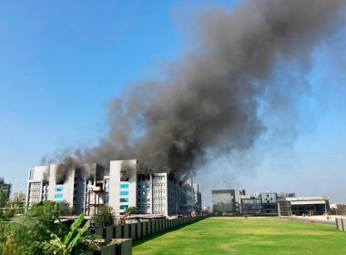 Incendio India