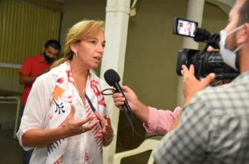 diputada María Eugenia Mancini