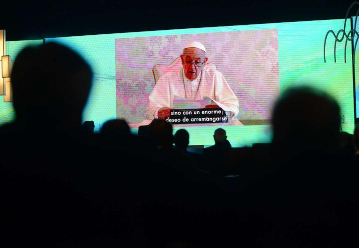 El Papa Francisco le avisa al kirchnerismo que se acabó la joda