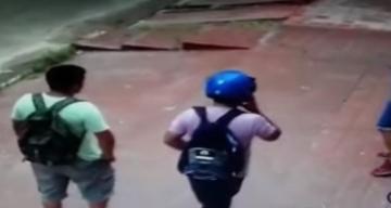 Esquina: Detienen a una mujer por el violento robo de los $100 mil a familia