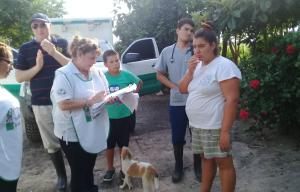 Salud Pública intensifica asistencia en zonas rurales